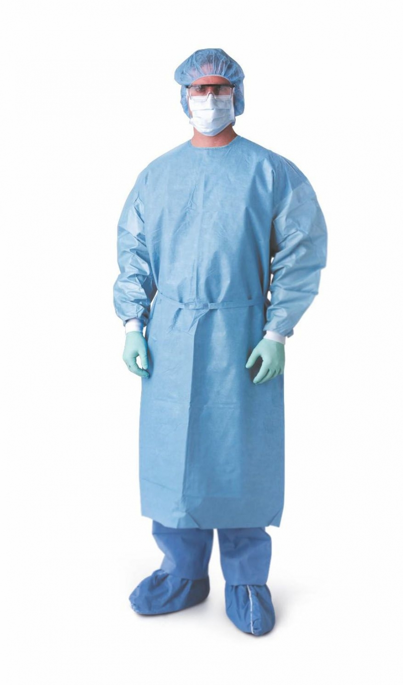 SFS Impervious surgical gown fabric